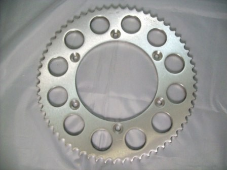 1979 Suzuki RM 125; 79-81 RM 100 Alloy Rear Sprocket 60T