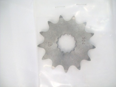 1968-1976 Yamaha MX 250 360 400 Front Sprocket