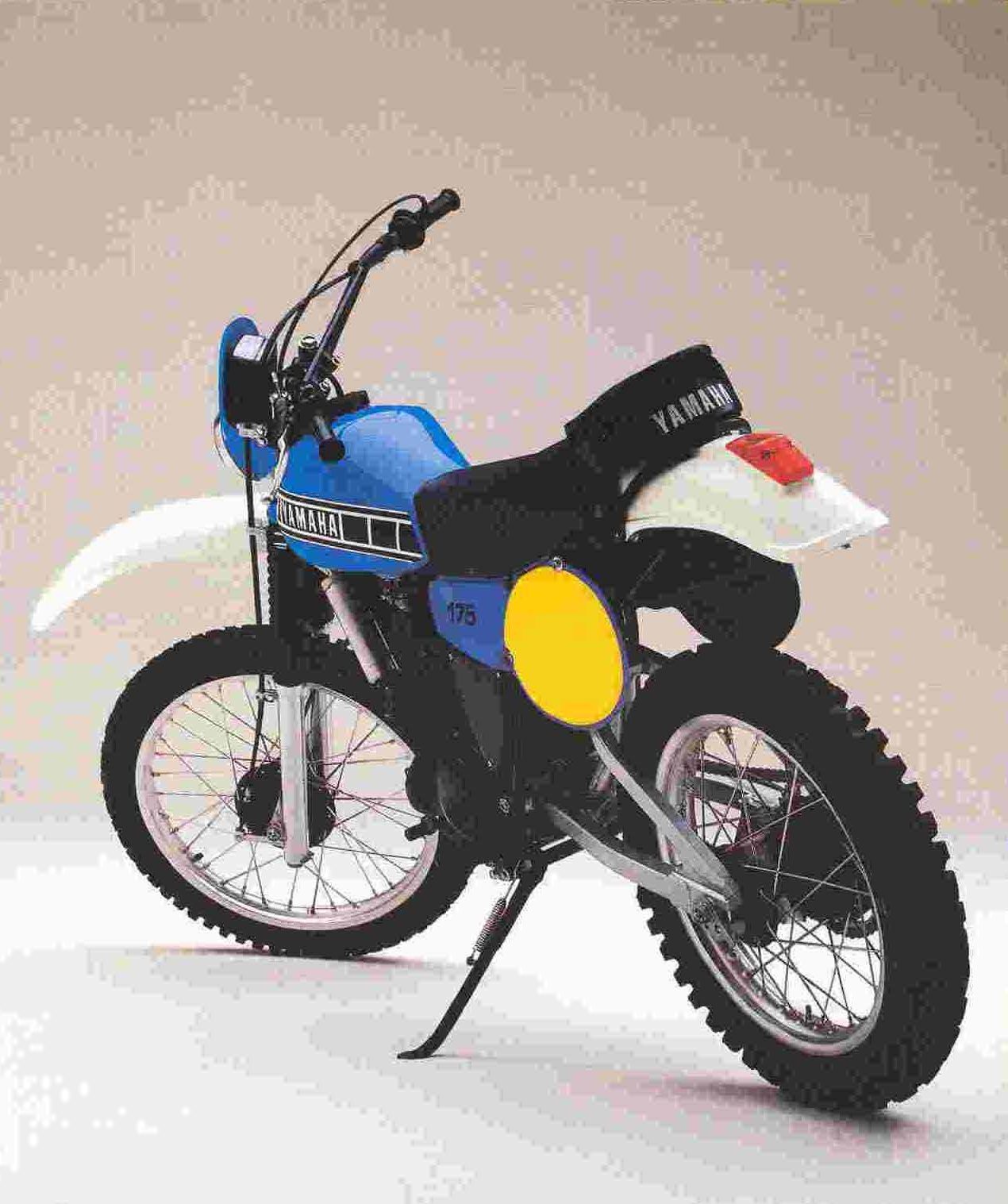 yamaha it. 1980 yamaha it 175 plastic kit it n