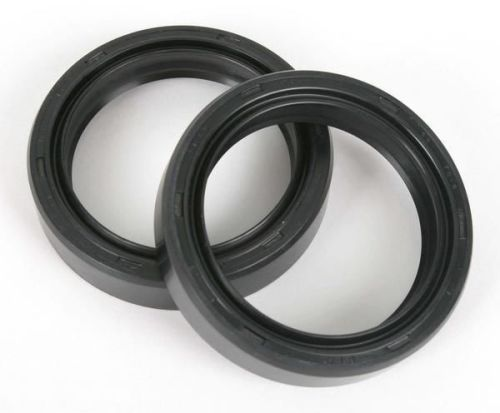 New Reproduction 38mm Fork Seal Pair that fits 1975 1976 1977 Maico 250 400