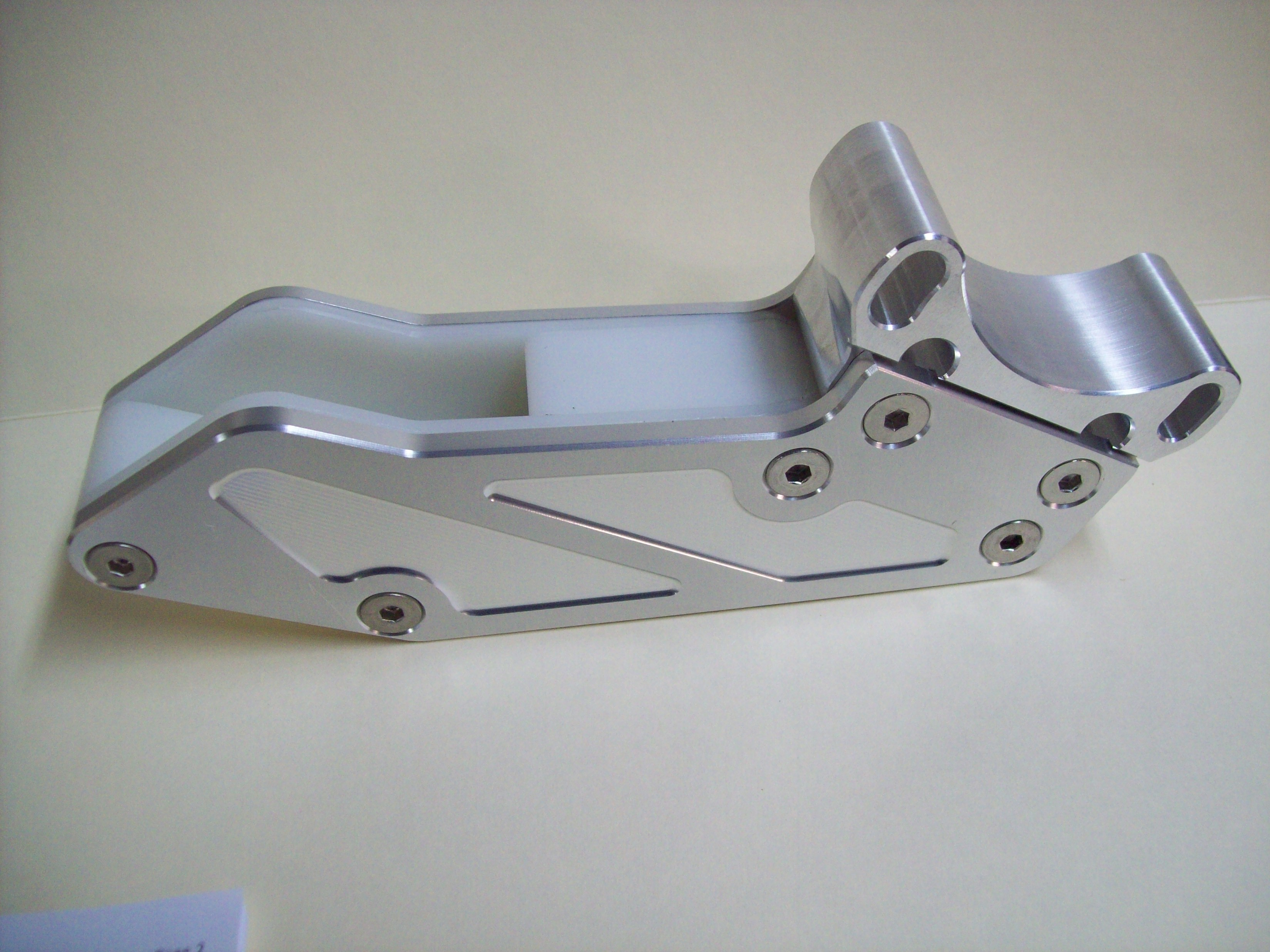 New Reproduction Billet Alloy Chain Guide that fits the 1983 1984 Maico 250 490