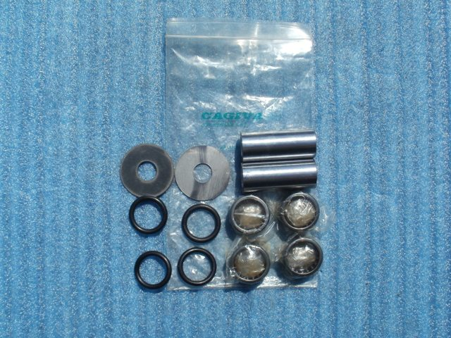 1981-1984 Husqvarna Swing Arm Bushing, Bearing & Seal Kit Twinshock Bikes