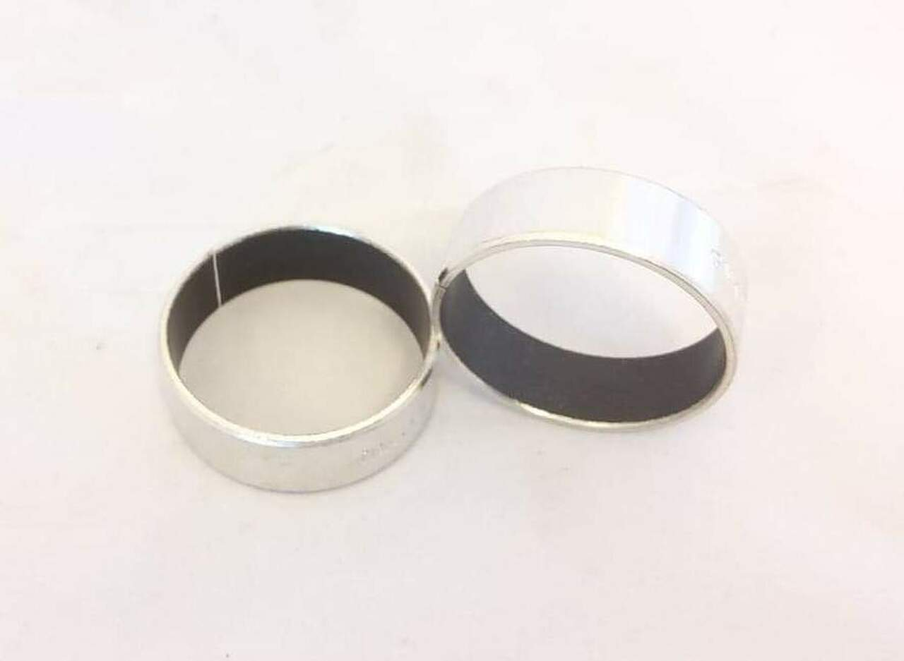 New Reproduction Fork Tube Slider Bushing 42mm pair that fits 1980-1986 Maico 250 490 500