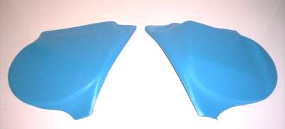1976-1978 Bultaco Frontera MK10 Side Panels Blue