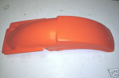 1979 Can-Am MX-5 Rear Fender Orange