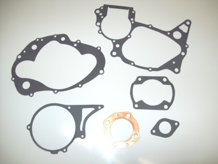 1974/1975 Honda CR 125 CR125 Complete Engine Gasket Kit