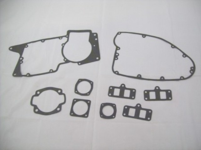 1972-1975 Husqvarna CR WR 400 Complete Engine Gasket Kit
