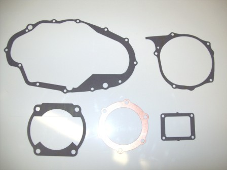 1975/1976 Yamaha MX 400 YZ400 Complete Engine Gasket Kit