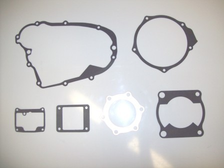 1977-1979 Yamaha IT 175 Complete Engine Gasket Kit