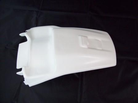 1986/1987 Honda TR 200 Fat Cat Rear Fender White