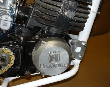 1982-1988 Husqvarna CR WR XC Ignition Cover
