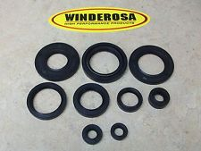 Kawasaki Engine Oil Seal Kit by Winderosa