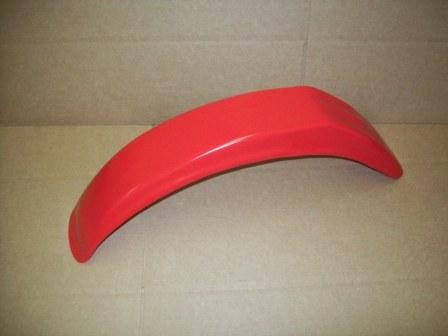 1979 Maico Front Fender Red