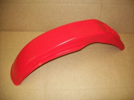 1980-1983 Maico Front Fender Red