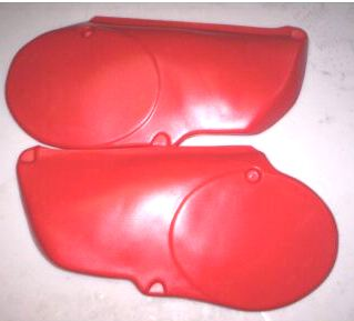 1979 Maico Side Panels Red