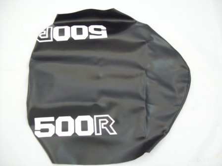 1981/1982 Honda XR 500 Seat Cover