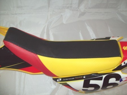 Honda XR 50; CRF 50; Chinese Pit Bike Seat Cover