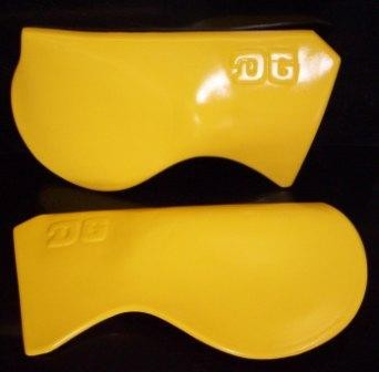 1976-1978 Suzuki RM 125 250 370 400 DG Replica Side Panels