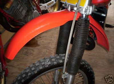Universal Factory Style Replica Front Fender