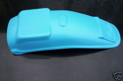 1983/1984 Yamaha IT 250 490 Rear Fender Blue