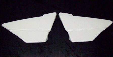 1979-1981 Yamaha MX 175; 79-81 DT 125 175 Side Panels
