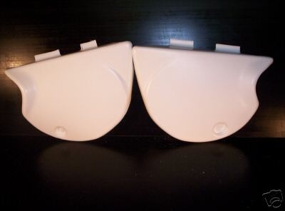 1979-1981 Yamaha TT 500 Side Panels