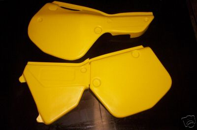 1984/1985 Yamaha YZ 250 490 Side Panels