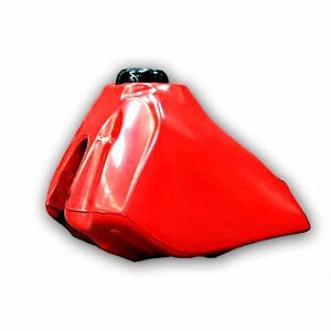 1981/1982 Honda XR 250 500 Gas Tank Red