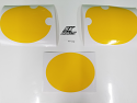 1980 1981 Yamaha YZ 100 Number Plate Backgrounds