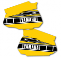 1979 Yamaha YZ 125 Bob Hannah Replica Full Cover Tank Decals Graphics Evo MX