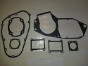 1983 1984 Husqvarna 500 XC CR WR Complete Engine Gasket Kit