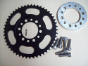 1976 Yamaha YZ 125 C 428 Size Rear Sprocket & Spacer Kit