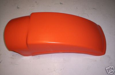 1980/1981 Can-Am MX-6 Rear Fender Orange