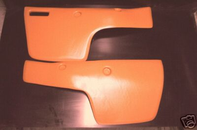 1980/1981 Can-Am MX-6 Side Panels