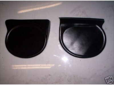 1976/1977 Can-Am TNT O/R Qualifier Side Panels Black
