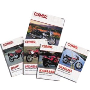 Kawasaki KX125 and KX250, 1982-1991 and KX500, 1983-2004 Clymer Manual