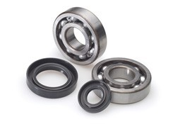 Yamaha DT, IT, MX, TT, YZ 60 80 125 250 465 490 500 Crank Crankshaft Bearings and Seals