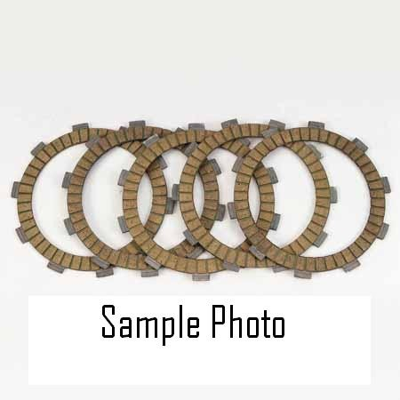 1982-1987 Yamaha YZ 250; 82-90 YZ 490; 83/84 IT 250/490 Fiber Clutch Plates