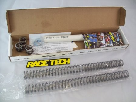 Race Tech FRSP 3750K Fork Springs 43mm Forks