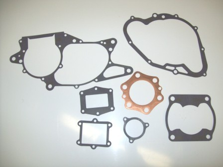 1978-1980 Honda CR 250 CR250 Complete Engine Gasket Kit