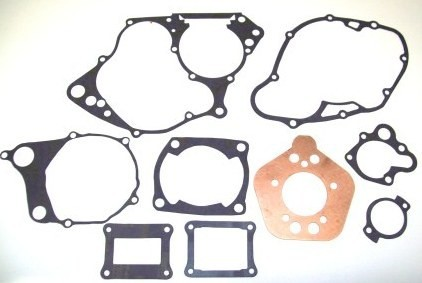 1981 Honda CR 125 CR125 Complete Engine Gasket Kit