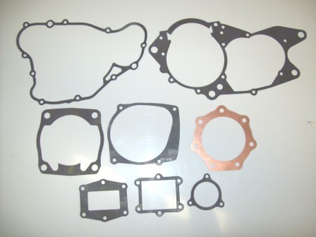 1982/1983 Honda CR 480 CR480 Complete Engine Gasket Kit