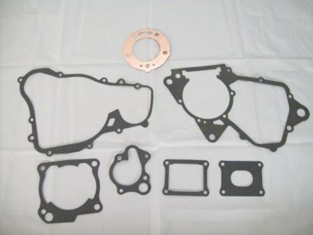 1986 Honda CR 125 CR125 Complete Engine Gasket Kit