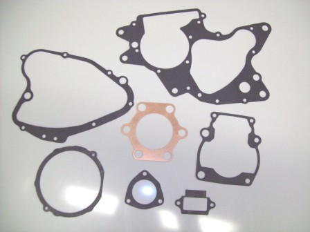 1980-1984 Suzuki PE 175 Complete Engine Gasket Kit