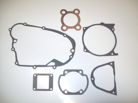1974/1975 Yamaha MX 175 Complete Engine Gasket Kit