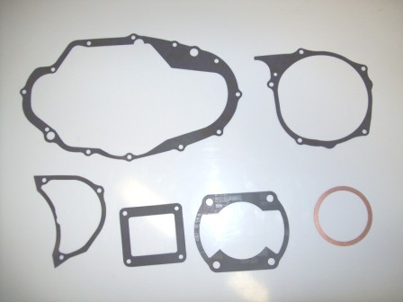 1973/1974 Yamaha MX250 MX 250 Complete Engine Gasket Kit