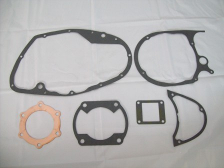 1974-1977 Yamaha TY 250 Complete Engine Gasket Kit