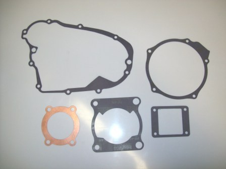 1977 Yamaha YZ 125 Complete Engine Gasket Kit