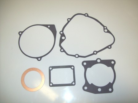 1980 Yamaha YZ 125 Complete Engine Gasket Kit