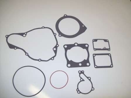 1981 Yamaha YZ 125 Complete Engine Gasket Kit